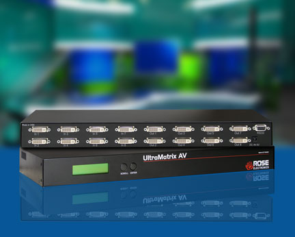 UltraMatrix AV DVI 8 picture