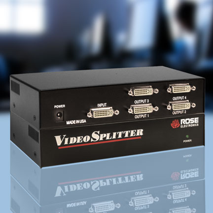 Video Splitter DVI picture