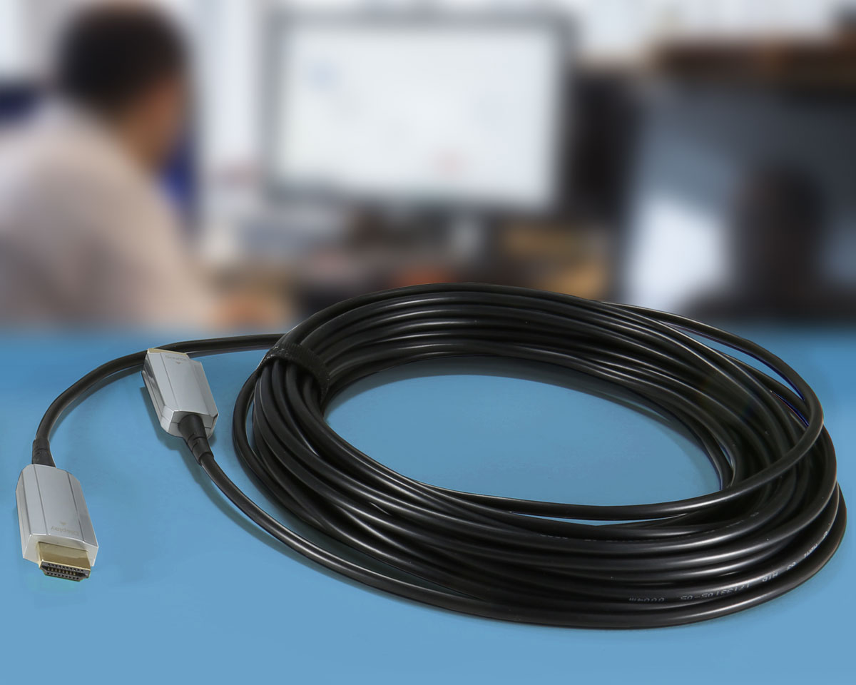 Product Information   CrystalView HDMI Active Optical Cable