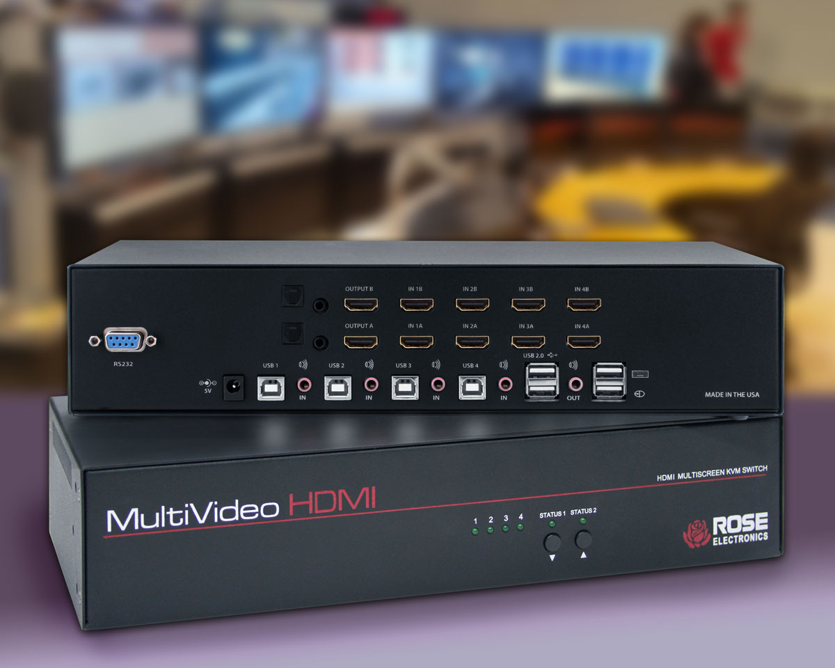 Product Information   Multivideo HDMI